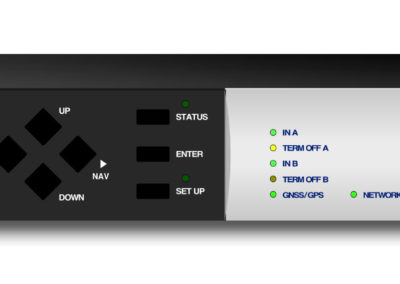 DXD-8 Front Panel