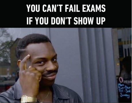 Succed in exams pollpuma