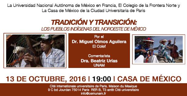 Banner Tradición y transición: Los pueblos indígenas del noroeste de México (documental)