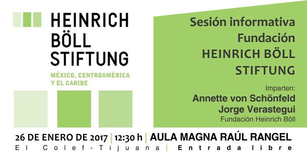 Banner Fundación Heinrich Böll