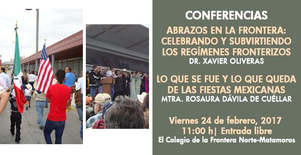 Banner La ceremonia del Abrazo o el saludo binacional Matamoros-Brownsville