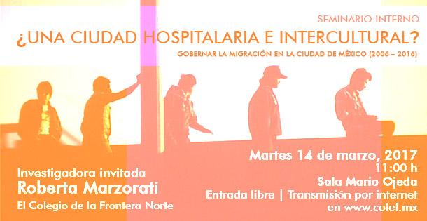 Banner ¿Una ciudad hospitalaria e intercultural? Gobernar la migración en la Ciudad de México (2006 – 2016)