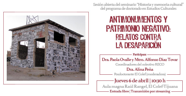 Banner Antimonumentos