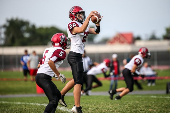 09-09-2019 Bradford Red Devils vs Racine Horlick Rebels JV
