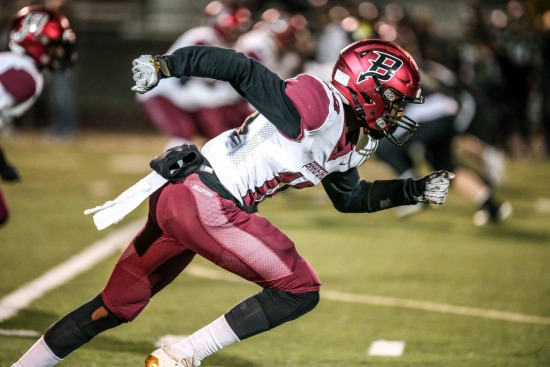 10-25-2019 Bradford Red Devils vs Franklin Sabers VARSITY PLAYOFFS