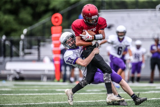 09-12-2019 Bradford Red Devils vs Indian Trail Hawks FRESHMAN