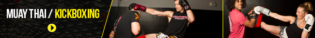 Muay Thai Kick Boxing Classes