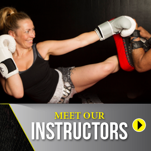 Meet Martial Arts Instructors