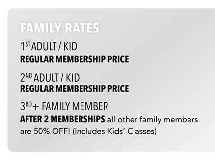Family Rates