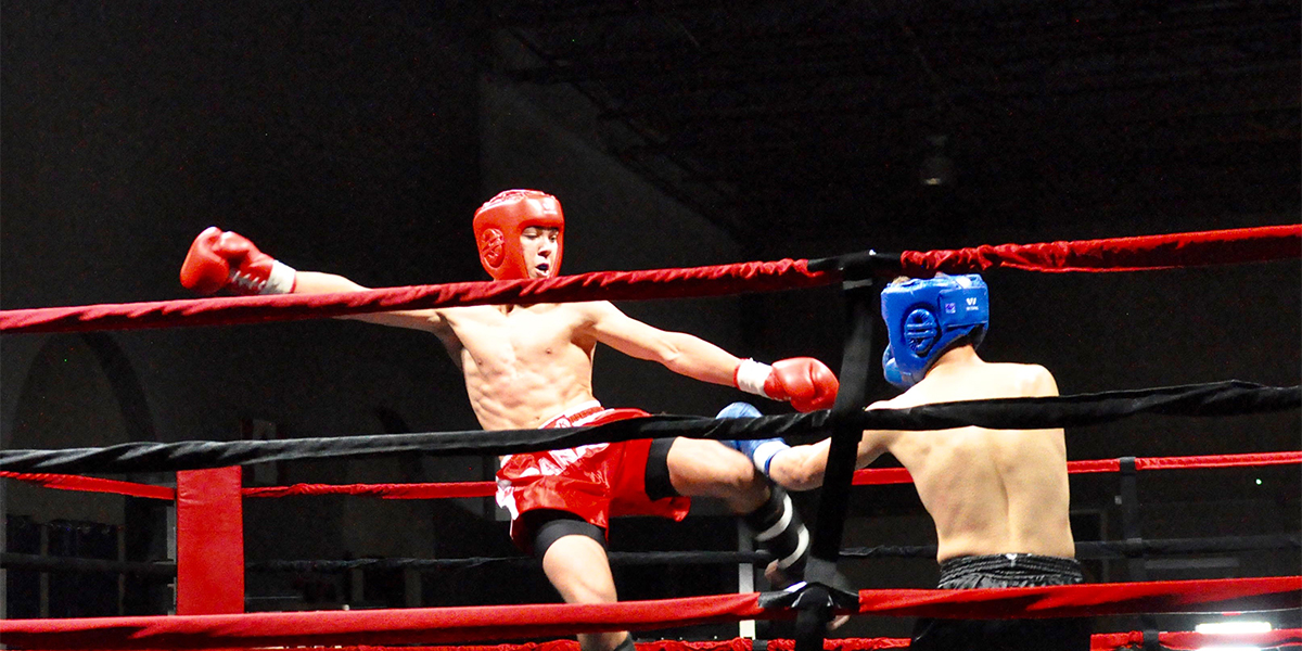 Absolute Striking Challenge: Muay Thai Tournament. Sat, March 9th