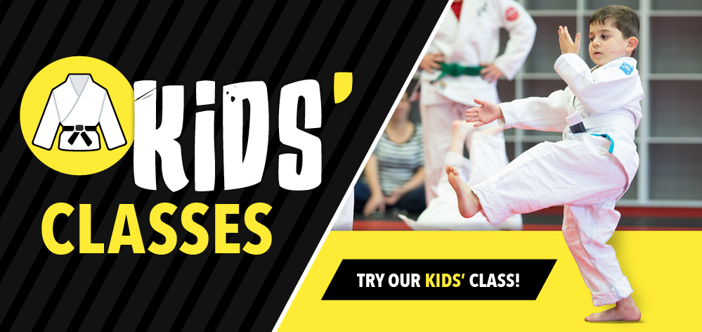 Kids' Classes Are Better Than Ever Now!