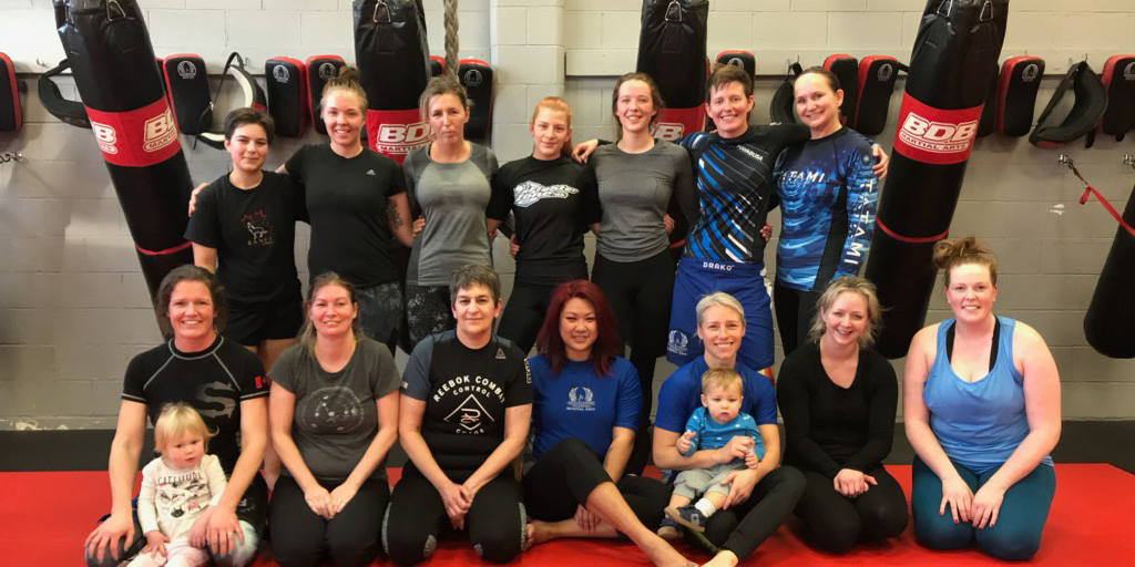 Next Ladies Rolling Session: Sunday, January 20, 2019