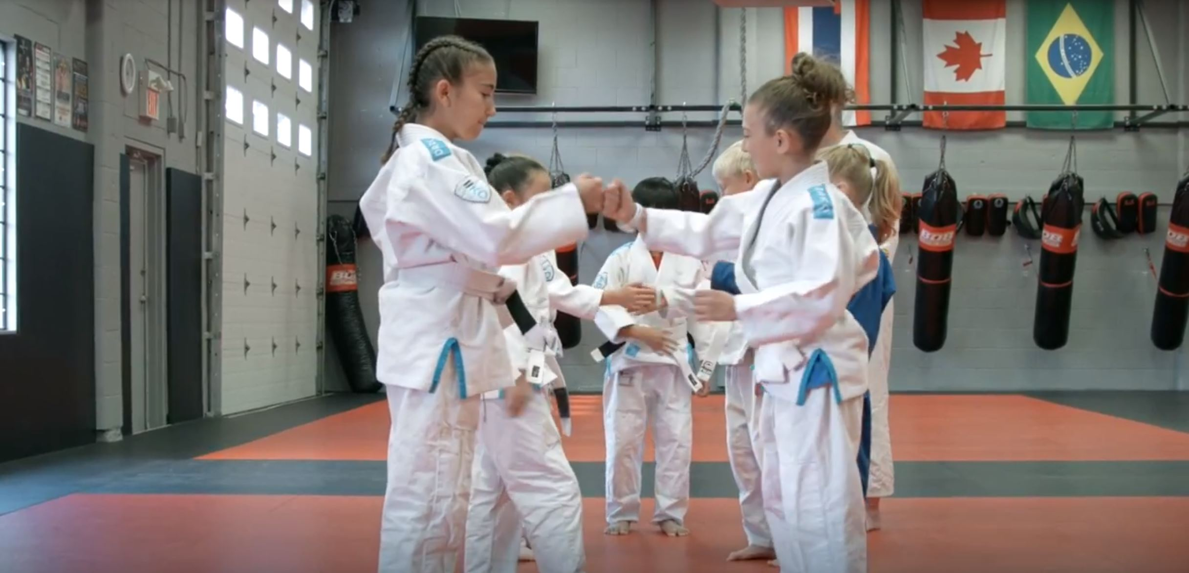 Kids Martial Arts Class: Bring a Friend Night