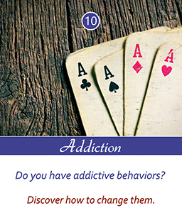 Addiction Card