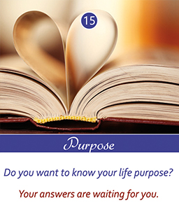 Purpose Card