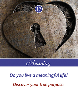 Meaning Card
