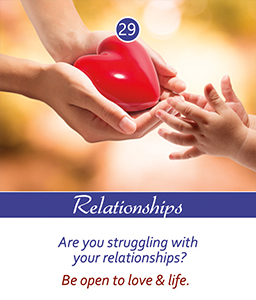 Relationships Card