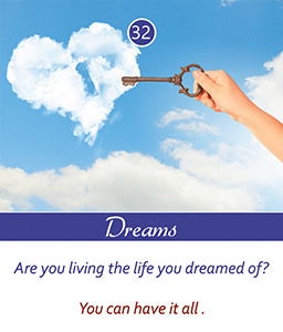 Dreams Card