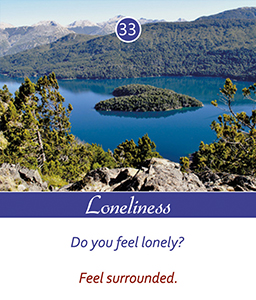 Loneliness Card