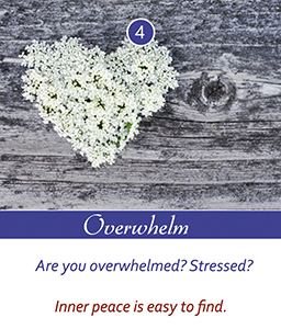 Overwhelm Card