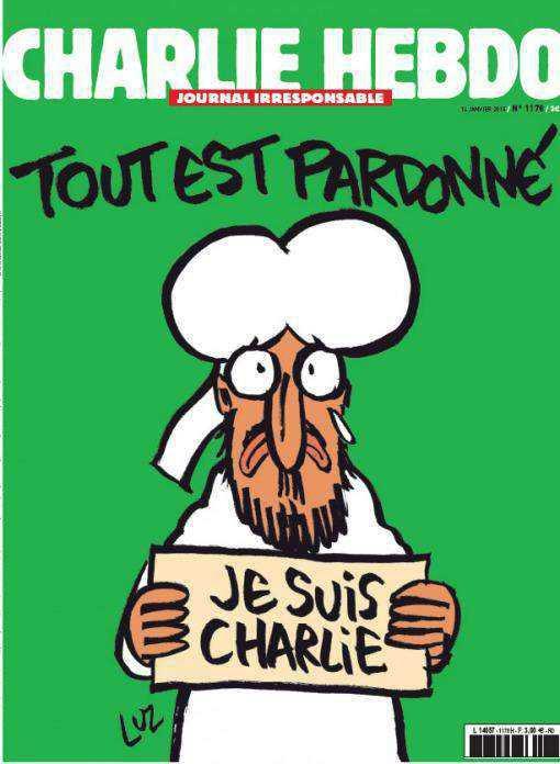 Resultado de imagen para Charlie Hebdo ataque