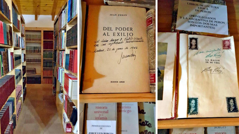 Libros incunables a colocarse en la Biblioteca Nacional