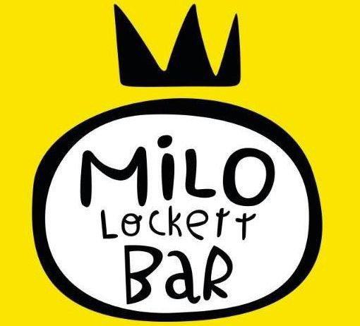 Logotipo de Milo Lockett Bar
