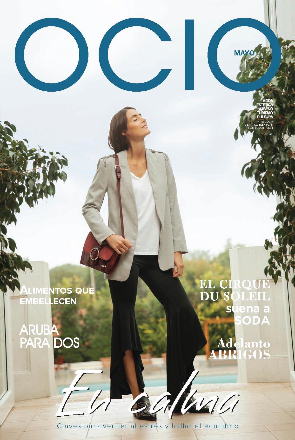 Tapa OCIO MAYO 2017