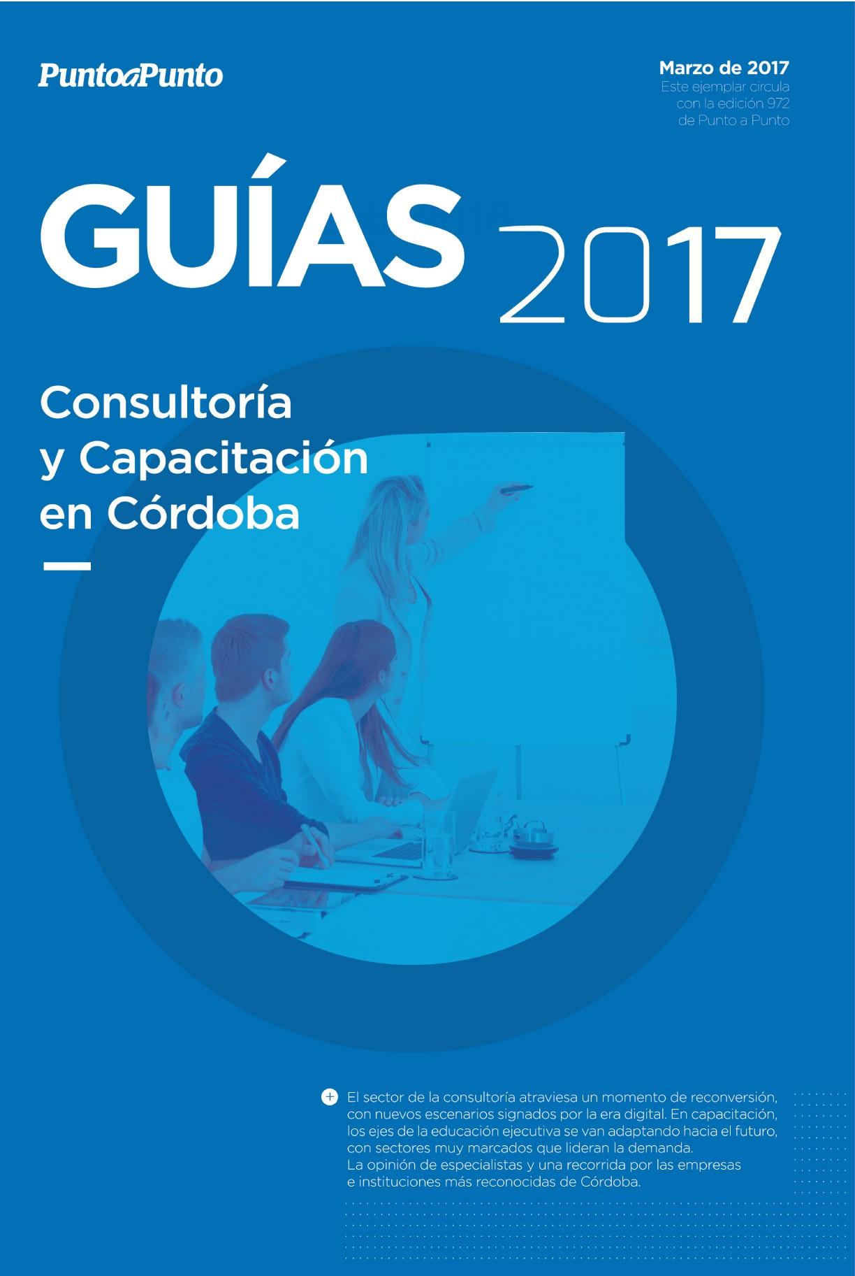 Marzo - Guías 2017 Consultoría y Capacitación en Córdoba