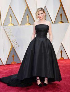 Kirsten Dunst Oscars 2017
