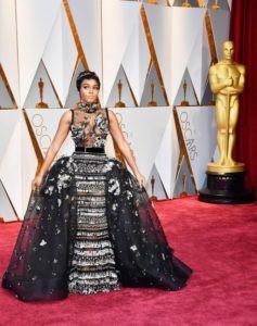 Janelle Monae Oscars 2017