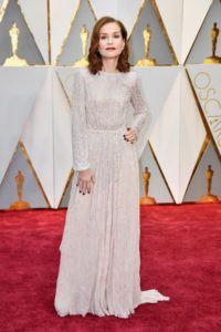 Isabelle Huppert Oscars 2017
