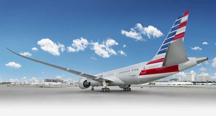 american airlines har el 7 de junio su vuelo inaugural. Black Bedroom Furniture Sets. Home Design Ideas