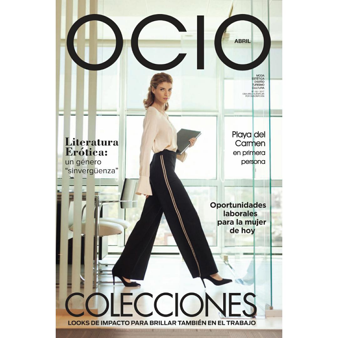 La Edicin Abril De Ocio Est Entre Nosotras Revista Baju Anal
