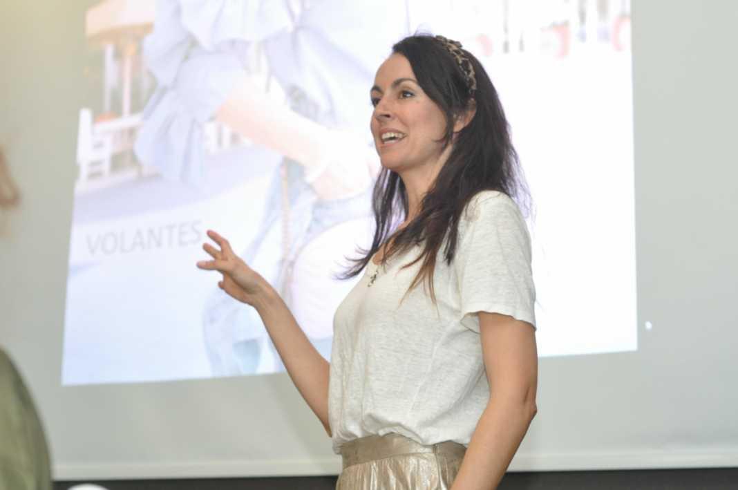 Vanesa Marchante La Moda Es Diversion Revista Ocio