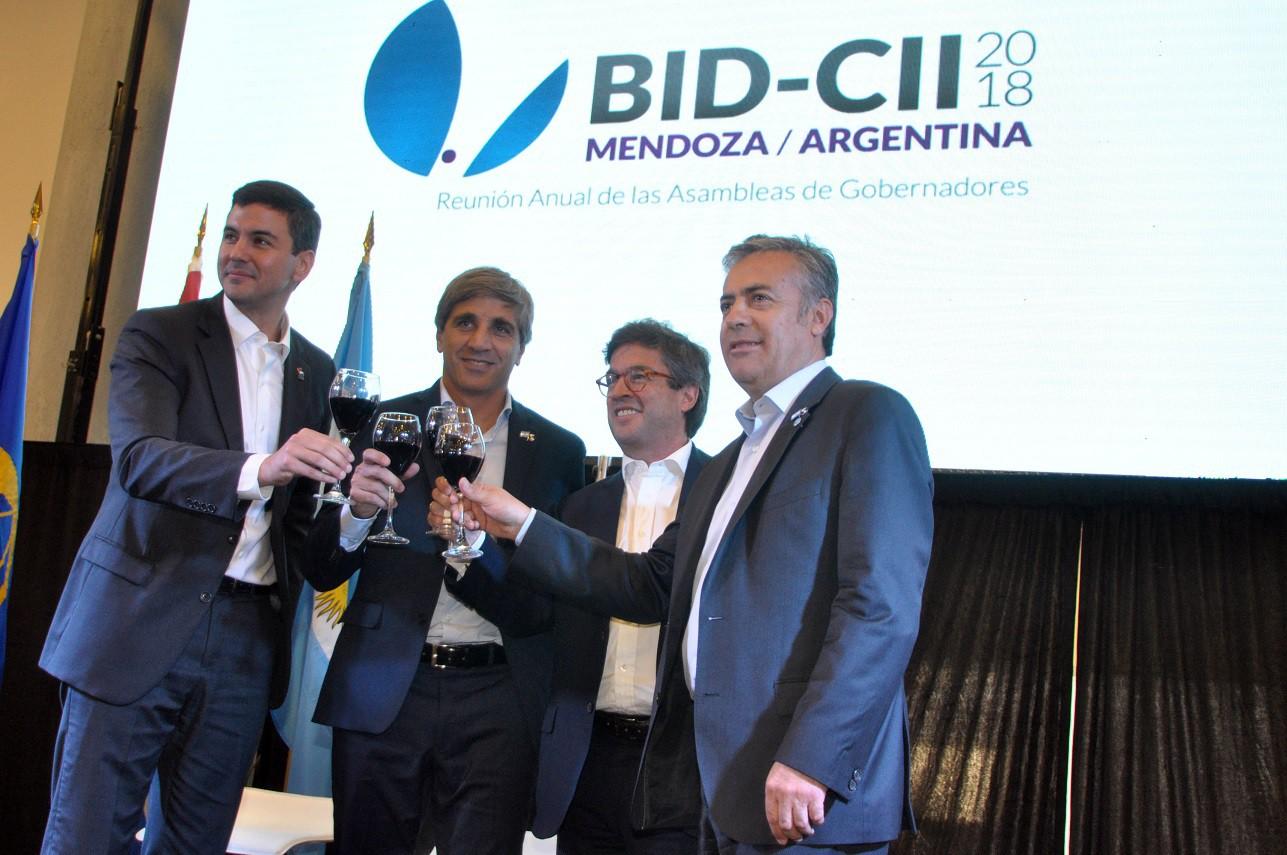 Resultado de imagen para BID en Mendoza