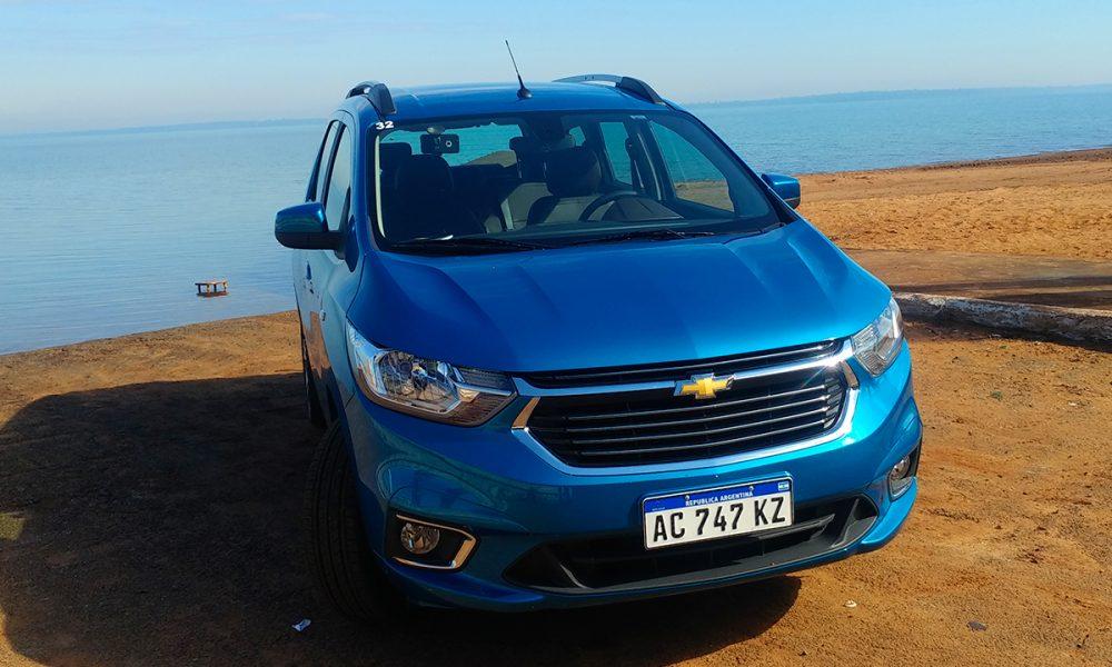 Test Drive La Nueva Chevrolet Spin Que Ya Lleg A Mendoza Punto A