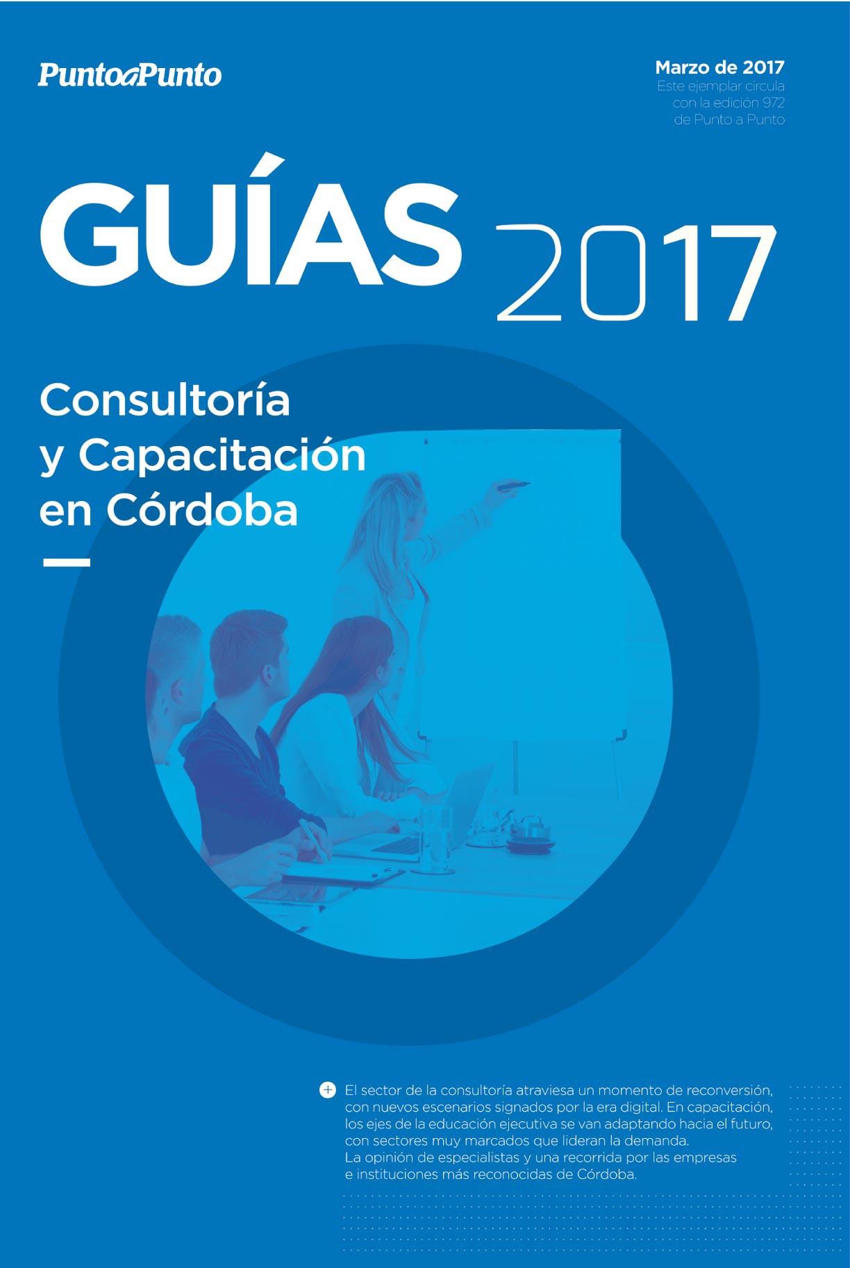 Guía Consultoría y Capacitación. Punto a Punto