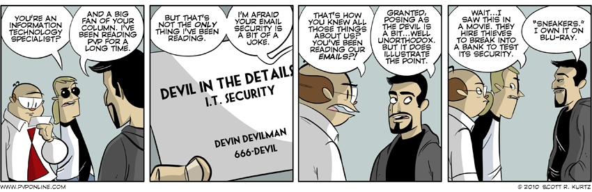 Comic Image for Brent And The Devil, Pt 10