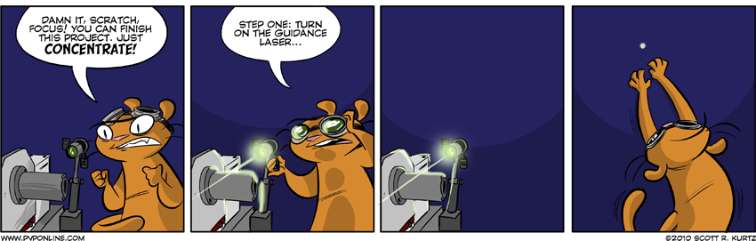 Comic Image for Laser Tag
