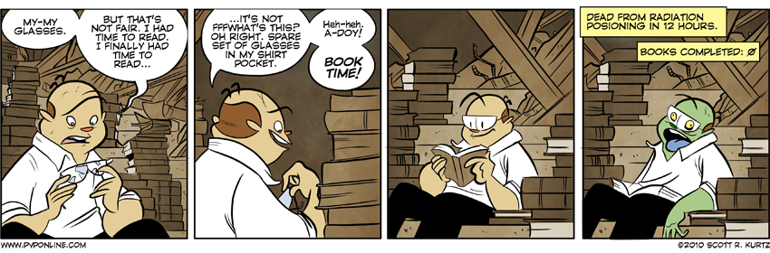 Comic Image for Left 4 Read