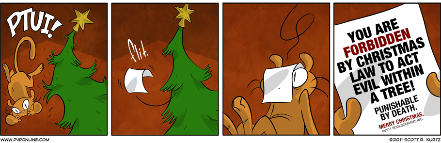 Comic Image for Tree-nied