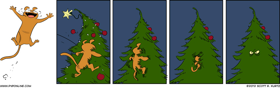 Comic Image for home for christmas
