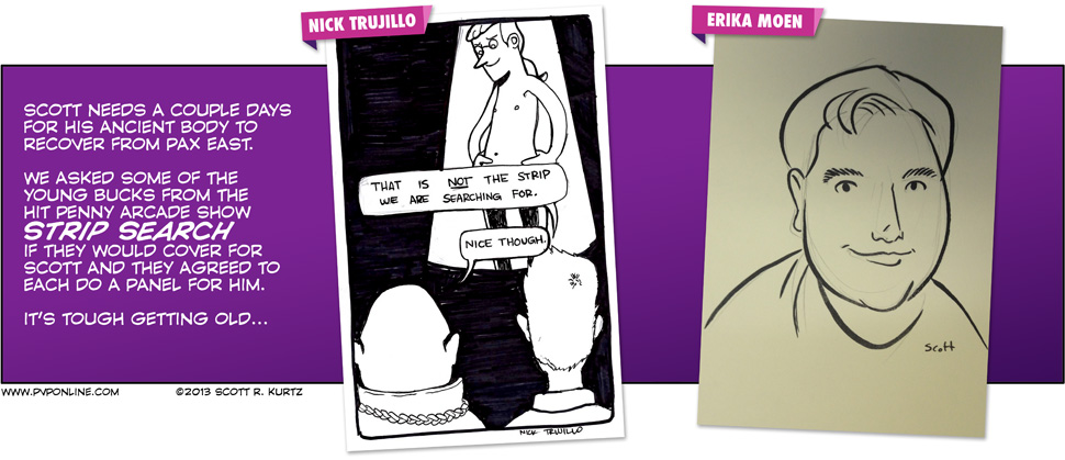 Comic Image for Nick and Erika