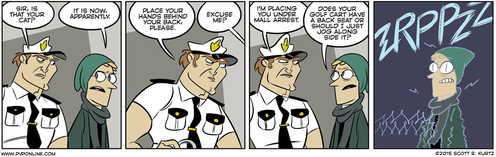 Comic Image for Christmas Special 2015 - Part 18