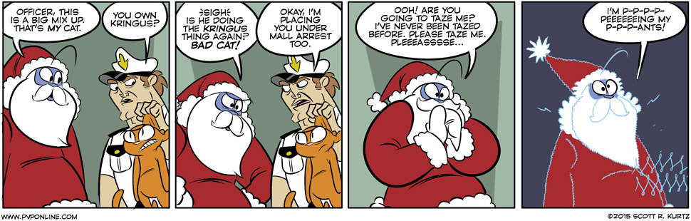 Comic Image for Christmas Special 2015 - Part 19