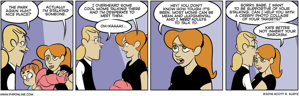 Comic Image for Spousal Support