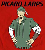 ShirtPicard Larps