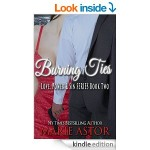 Gift Guide: Burning Ties by Marie Astor
