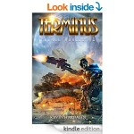 Featured SciFi Book: Terminus (Fringe Worlds #1) by Kevin Hardman
